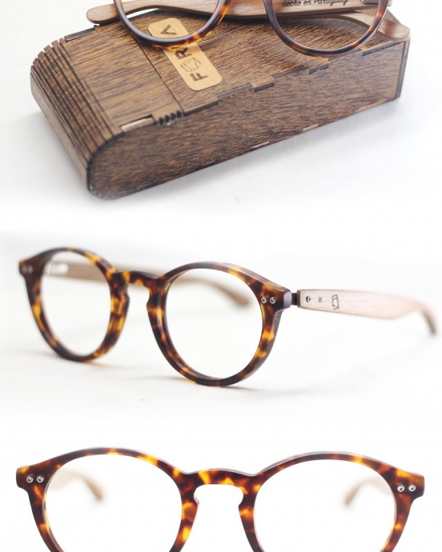 LENTE OPTICO - ACETATO CAREY